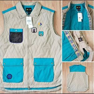 Adidas x Pharrell Williams Human Race Gilet Vest